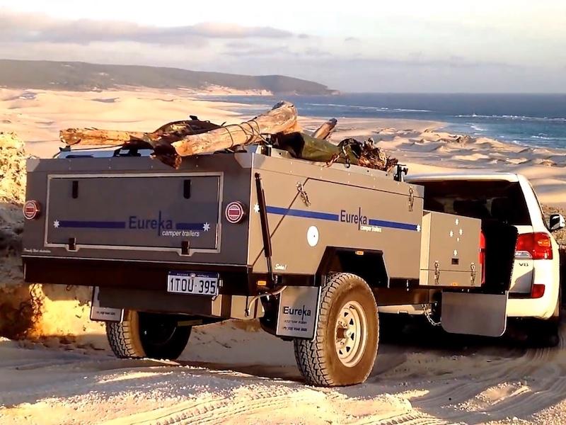 Eureka Hard Floor Off-Road Campers