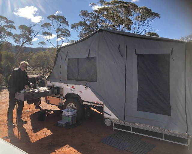 Light Off-Road Cub Campers (NOT for non gazetted roads or remote camping)