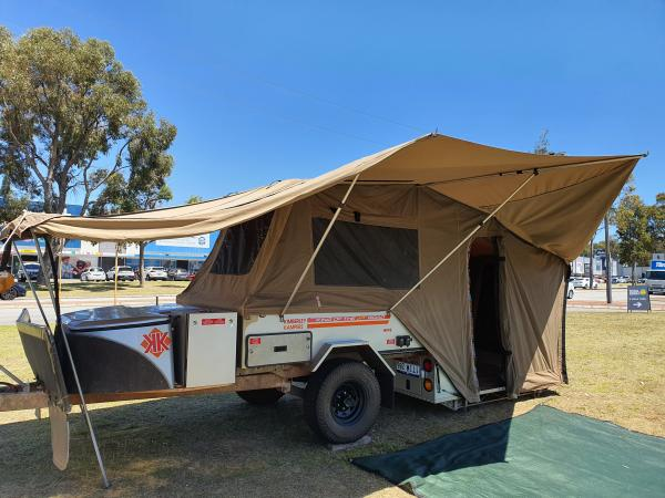 Kimberley Kampers Sports RV Off-Road