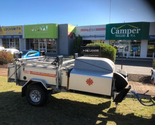 Kimberley Kampers Off-Road