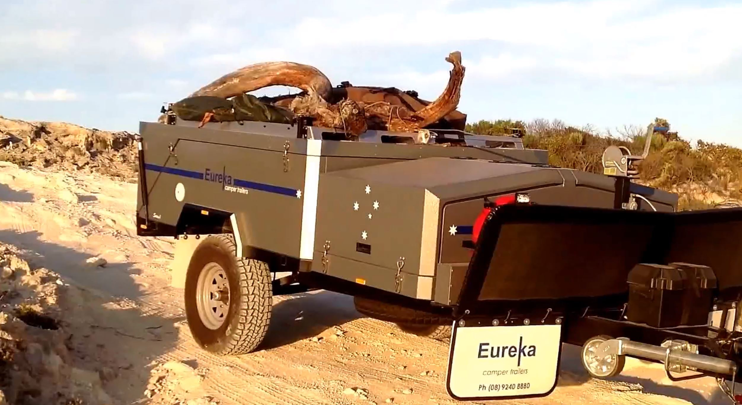 Eureka Off Road Camper Trailers - Perfect for your trip