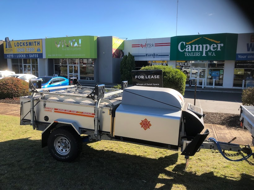 Kimberley Kamper ready to go for you - Perth