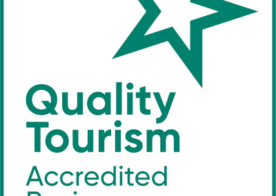 Camper Trailers WA is a Quality Tourism Accredited Business